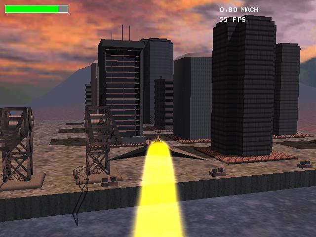 MBDAK 3 - Flugsimulator